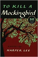 Image of To Kill a Mockingbird Book Cover.