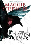 Image of The Raven Boys Book Cover.
