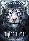 Image of Tiger's Curse Book Cover.