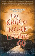 Image of The Knife of Never Letting Go Book Cover.