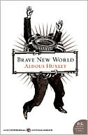 Image of Brave New World Book Cover.