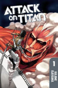 Image of Attack on Titan Book Cover.