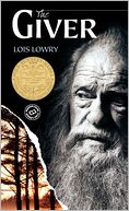 Image of The Giver Book Cover.