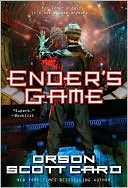 Image of Ender's Game Book Cover.