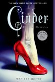 Image of Cinder Book Cover.