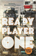 Image of Ready Player One Book Cover.