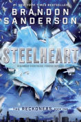 Image of Steelheart Book Cover.
