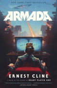 Image of Armada Book Cover.