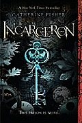 Image of Incarceron Book Cover.