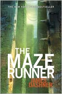 Image of The Maze Runner Book Cover.