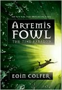 Image of Artemis Fowl Book Cover.