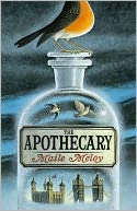 Image of Apothecary Book Cover.