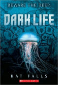 Image of Dark Life Book Cover.