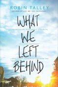 Image of What We Left Behind Book Cover.