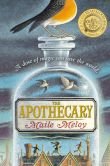 Image of The Apothecary Book Cover.