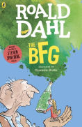 Image of BFG Book Cover.