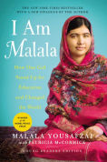 Image of I Am Malala Book Cover.