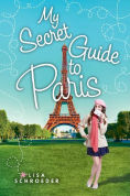 Image of My Secret Guide to Paris Book Cover.
