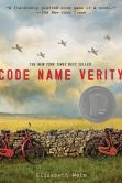 Image of Code Name Verity Book Cover.