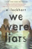 Image of We Were Liars Book Cover.