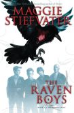 Image of Raven Boys Book Cover.