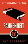 Image of Fahrenheit 451 Book Cover.
