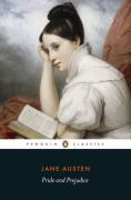 Image of Pride and Prejudice Book Cover.