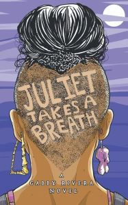 Image of Juliet Takes a Breath Book Cover