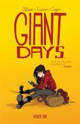 Image of Giant Days Book Cover
