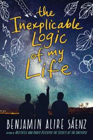 Image of The Inexplicable Logic of My Life Book Cover