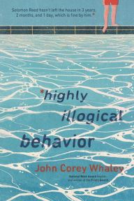 Image of Highly Illogical Behavior Book Cover.