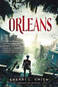 Image of Orleans Book Cover.