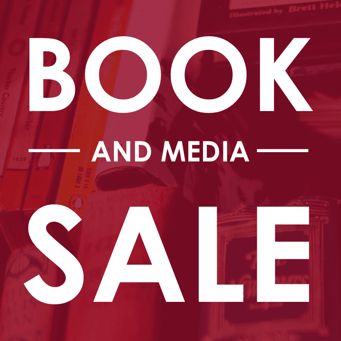 Friends of the Library Book and Media Sale