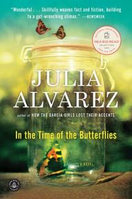 An image of the In the Time of the Butterflies Book Cover.