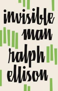 An image of the Invisible Man Book Cover.