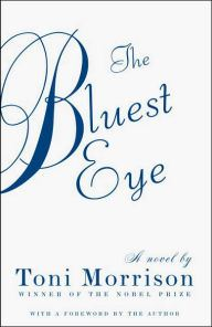 An image of The Bluest Eye Book Cover.