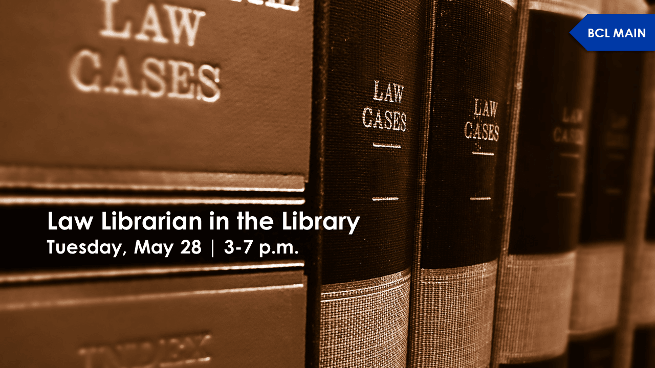 Law Librarian in the Library