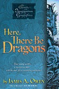 here, there be dragons book cover