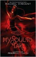 My Soul To Take Book Cover