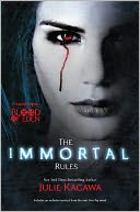 The Immortal Rules Book Cover